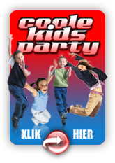 Coole Kidsparty's